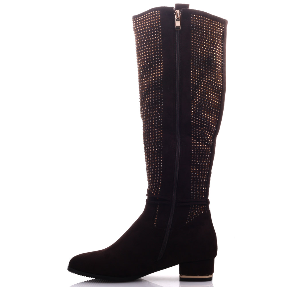 10, results for brown suede knee high boots Save brown suede knee high boots to get e-mail alerts and updates on your eBay Feed. Unfollow brown suede knee high boots to stop getting updates on your eBay feed.