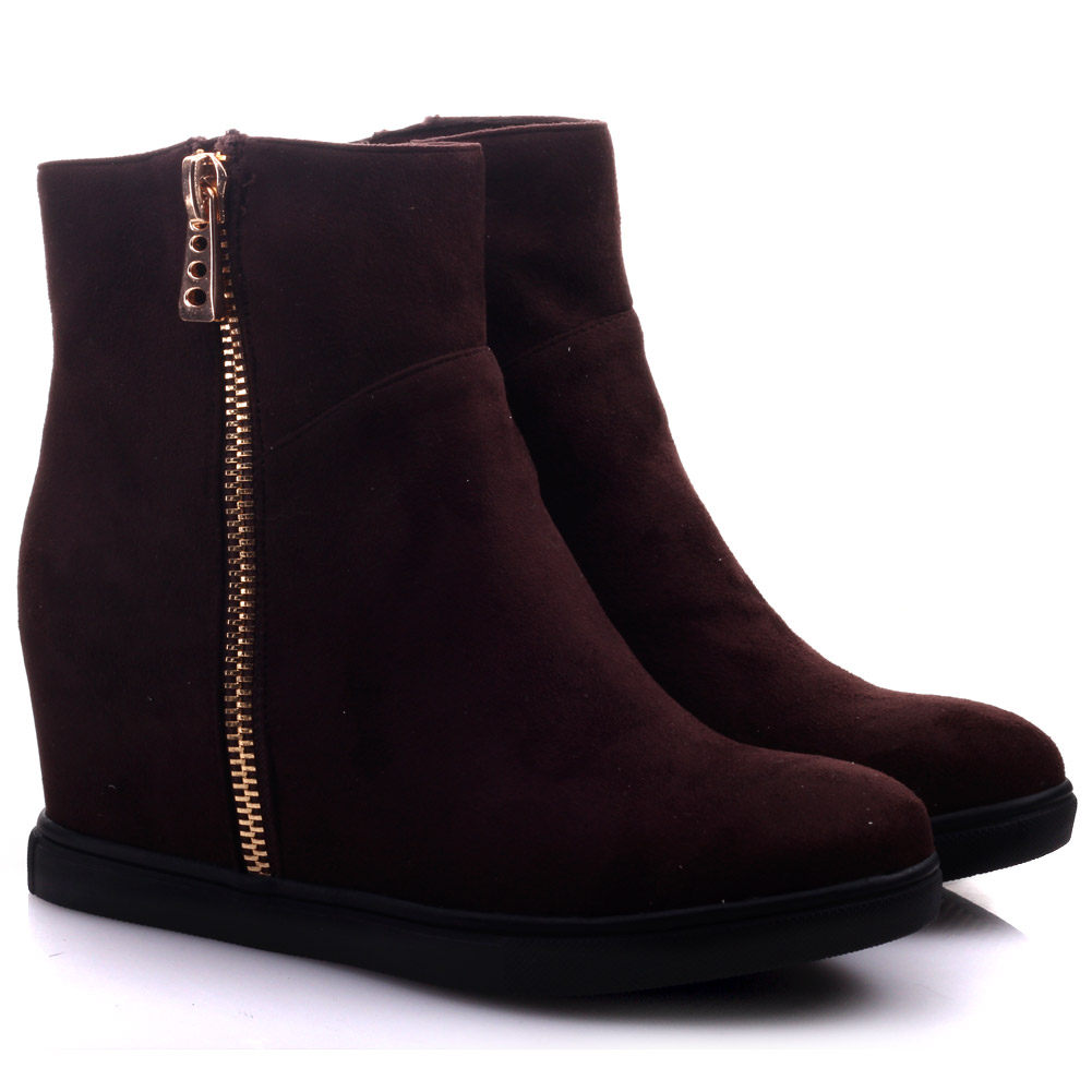 Brilliant Style  Ankle Boot Eyelet  6 Color  Brown Material  Leather Size  Uk 3  Us 4 Womens Us 5 Made In England All Photos Are Nonstock And Of The Actual Item Photos Are Considered Part Of The Description, Please View Carefully Items