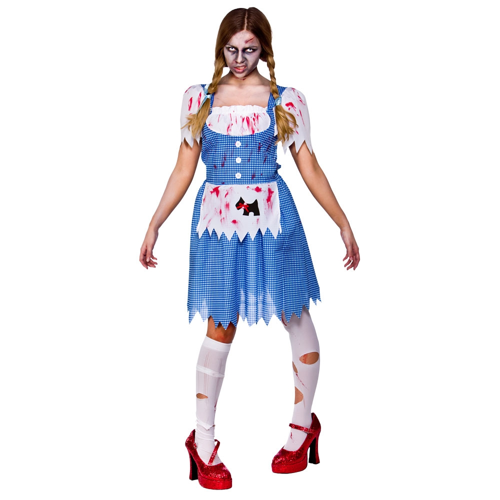 Ladies-Zombies-Costumes-for-Adult-Womens-Living-Dead-Halloween-Trick-Treat-Party