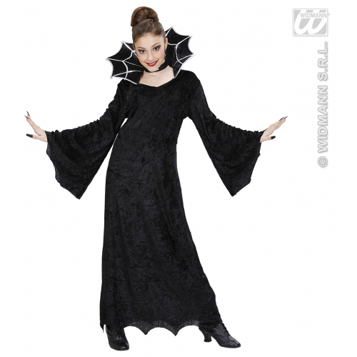Beautiful Details About Gothic Medieval VampireWitch Fancy Dress CostumeSz XL