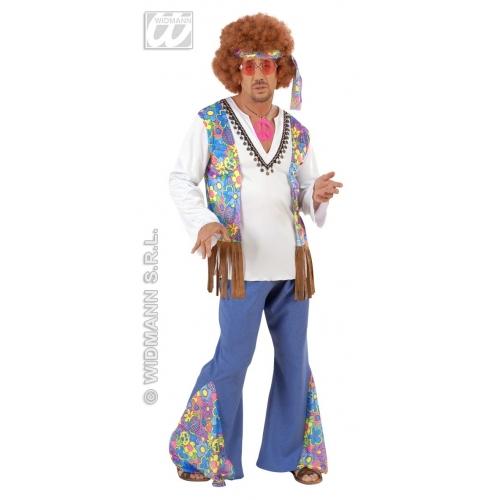 m nner woodstock hippie mann kost m outfit 60er 70er hippy. Black Bedroom Furniture Sets. Home Design Ideas
