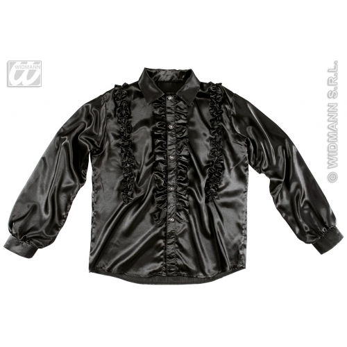 """XL Mens SATIN Accessory for 70s Disco Hippie Fancy Dress Extra Large 46""""chest Adults Male"""