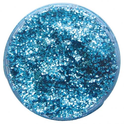 SKY BLUE GLITTER GEL 12ml SFX for Cosmetics