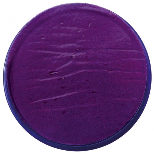 Purple Makeup 18ml Purple for Face Body Paint Stage Accessory