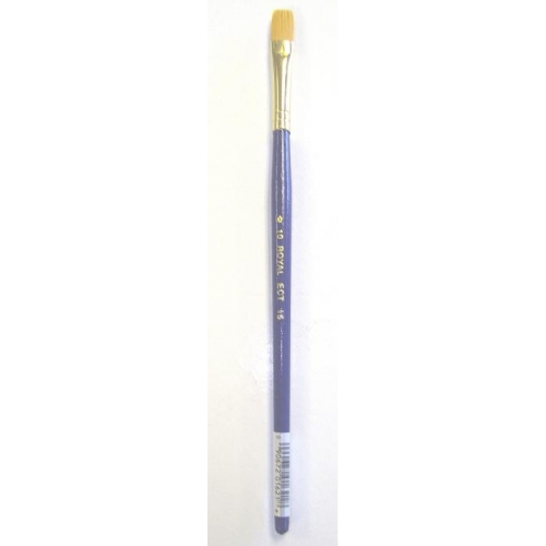 Shader Brush 10 Royal Taklon for Face Paint Body Makeup Stage Accessory