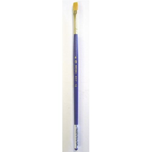 Shader Brush 6 Royal Taklon for Face Paint Body Makeup Stage Accessory