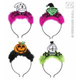 HALLOWEEN TIARAS 1 of 4 styles Accessory for Trick Or Treat Fancy Dress