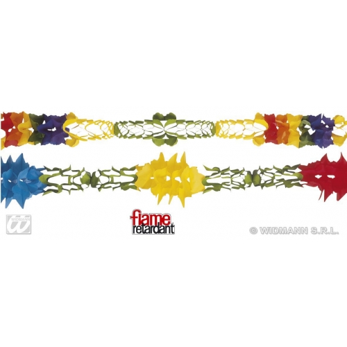 GARLANDS - 1 of 2 styles JUMBO PAPER for Decoration Party
