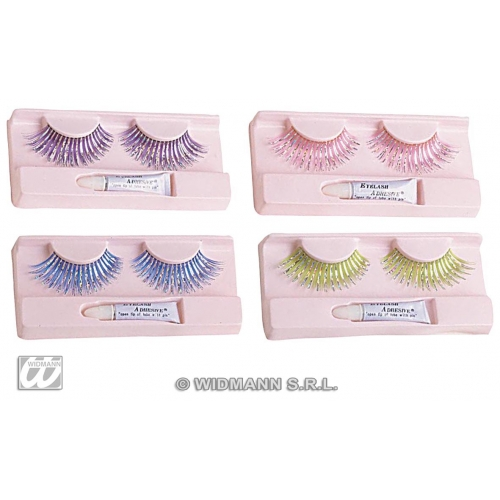 Eyelashes Laser Fashion Makeup for Accessory Stage Accessory