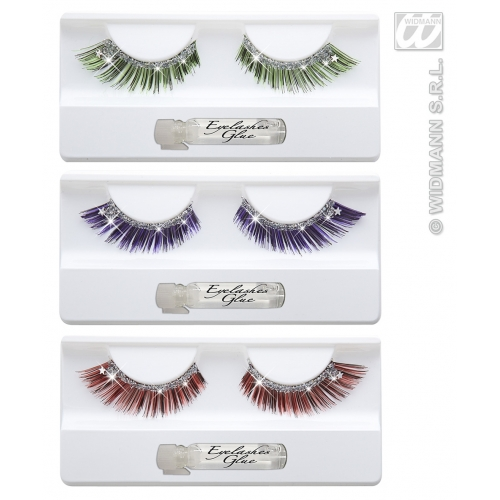 1 pair of STARDUST EYELASHES WITH SFX for Cosmetics