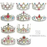 LIGHT UP TIARA WITH GEMSTONE BOXED 1 of 12 styles Hat Accessory for Princess Fairy Queen Fancy Dress