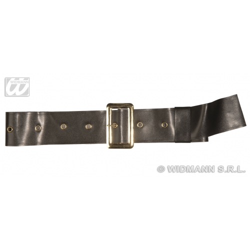 BELT LEATHERLOOK SANTA / PIRATE Accessory for Father Christmas Fancy Dress