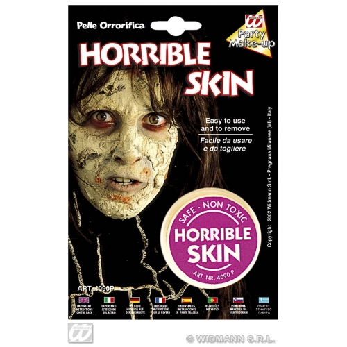 HORRIBLE SKIN MAKEUP SFX for SFX Cosmetics