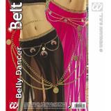 Belly Dancer Belt for Middle Eastern Arab Turkish Harem Fancy Dress