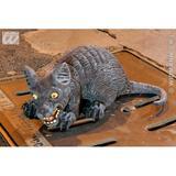SCARY RAT LATEX FIGURE 32CM SFX for Spooky Creepy Halloween Cosmetics