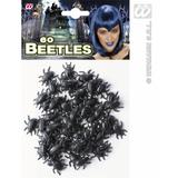SET OF 60 BEETLES Decoration for 60s Rock n Roll Party