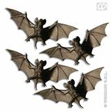 BATS 11cm Decoration for Halloween Trick Or Treat Party