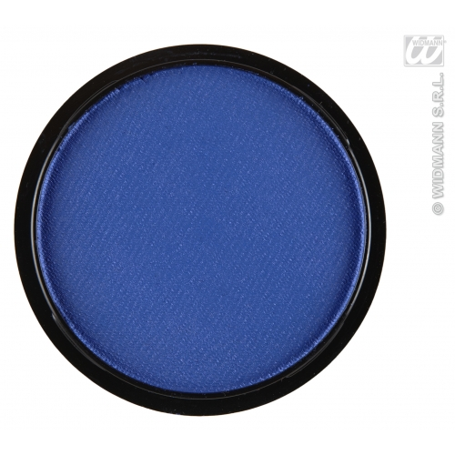 Aqua Makeup 15G Blue for Face Body Paint SFX Stage Accessory