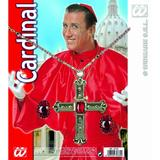 CARDINAL JEWELLERY SET for Priest Father Pope Vicar Accessory