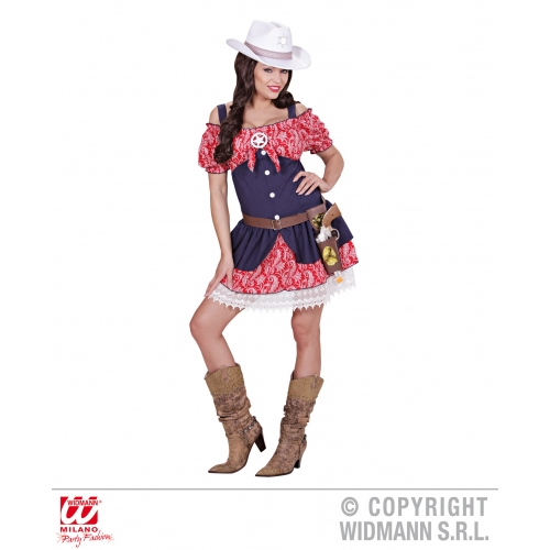 Western cowgirl dresses
