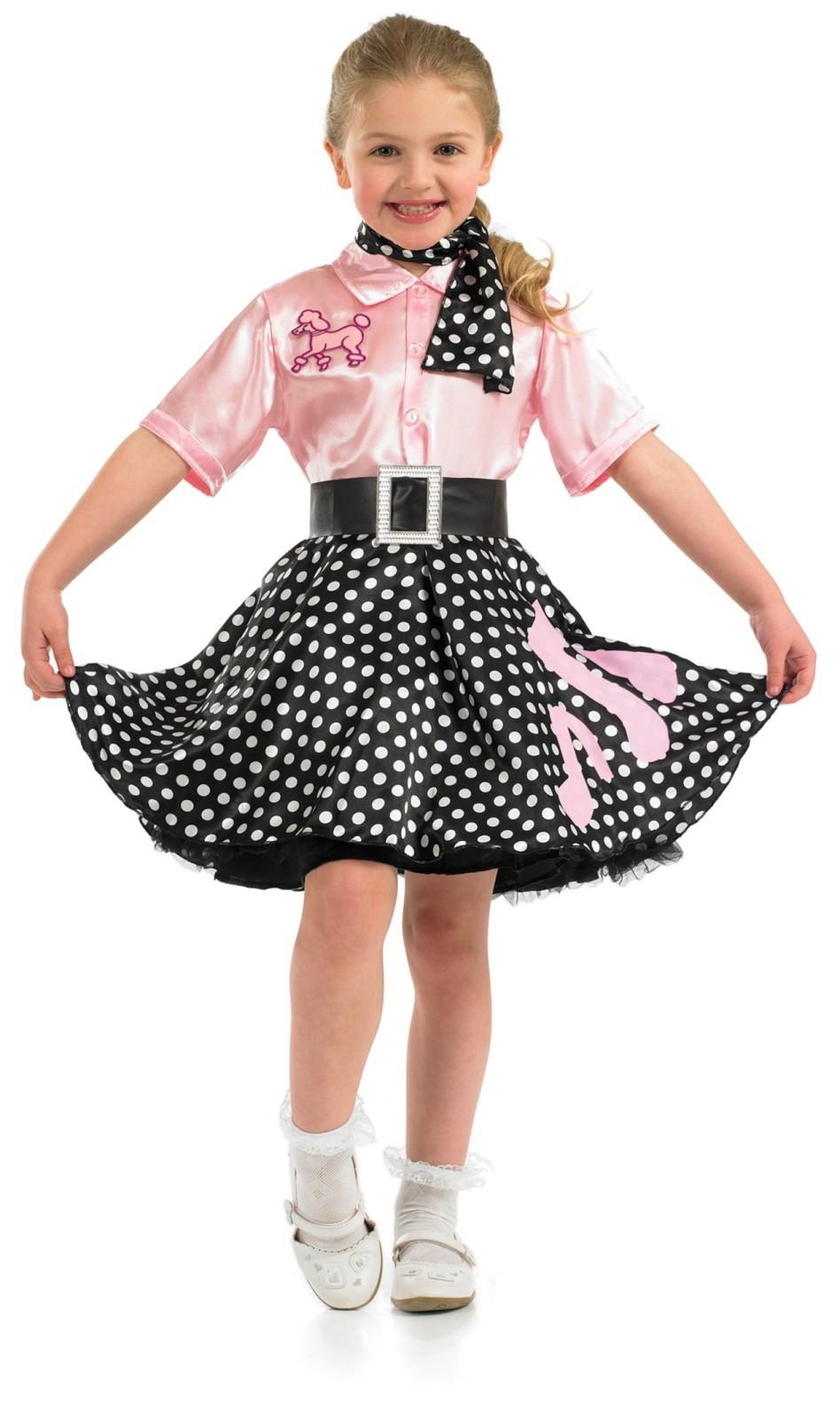 Платье рок н ролл