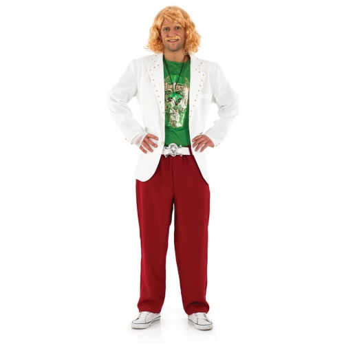 Mens Game Show Host Costume For Celebrity Keith Fancy