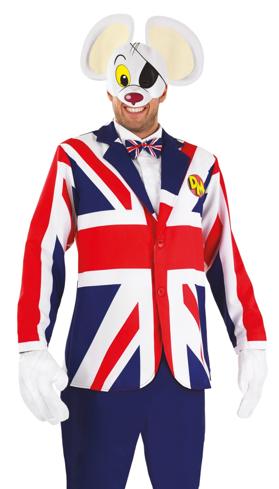 British Cartoon Characters 80 S : Mens great british danger mouse costume for s cartoon