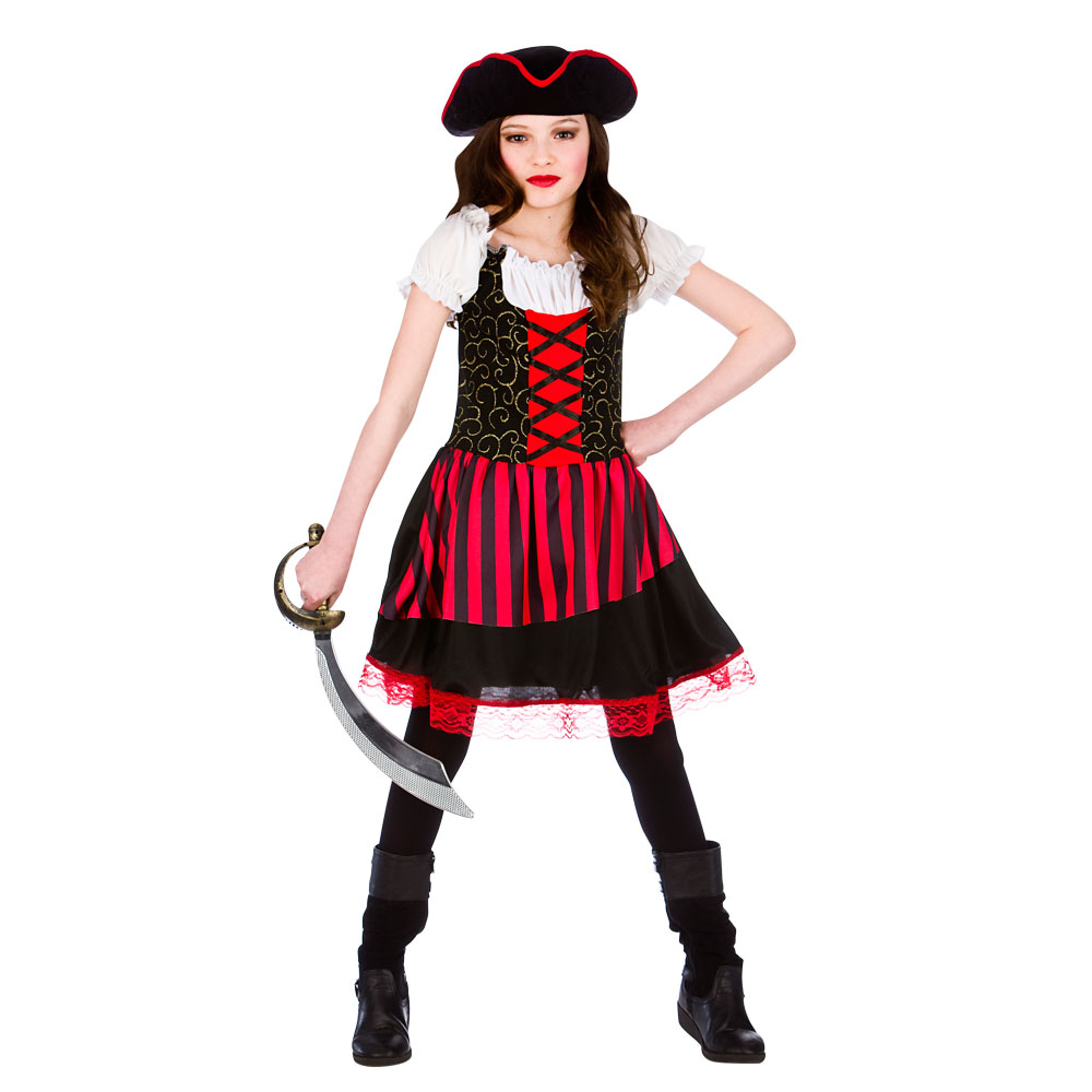Read all Pirate Fancy Dress Costume reviews Pirate Fancy Dress Costume is rated out of 5 by Rated 5 out of 5 by Dandona from pirates outfit its lovely colourfull my boy enjoy having this for his school pirates day/5(29).