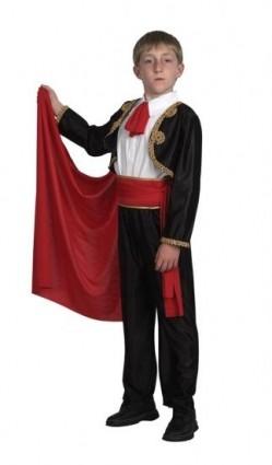 Boys Matador Spanish Spain Costume Outfit for National Dress Fancy Dress | eBay