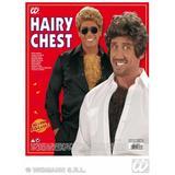 Hairy Chest Fake Body for 70s Pimp Sugar Daddy Fancy Dress