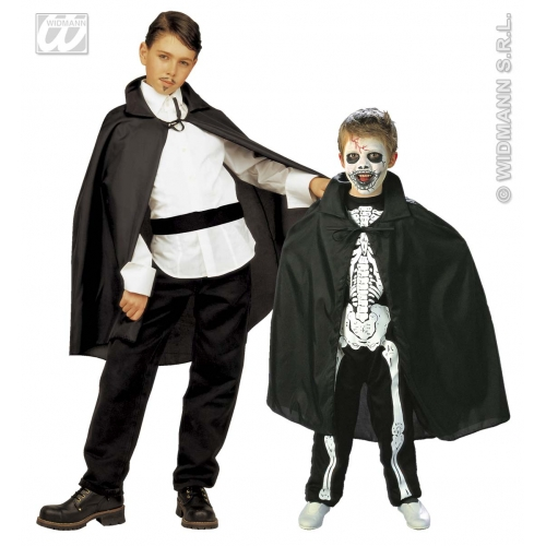 Cape Small for Zorro Bandit Wild West Fancy Dress