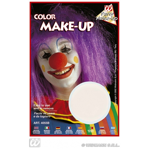 Makeup In Tray for Face Body Paint Stage Accessory