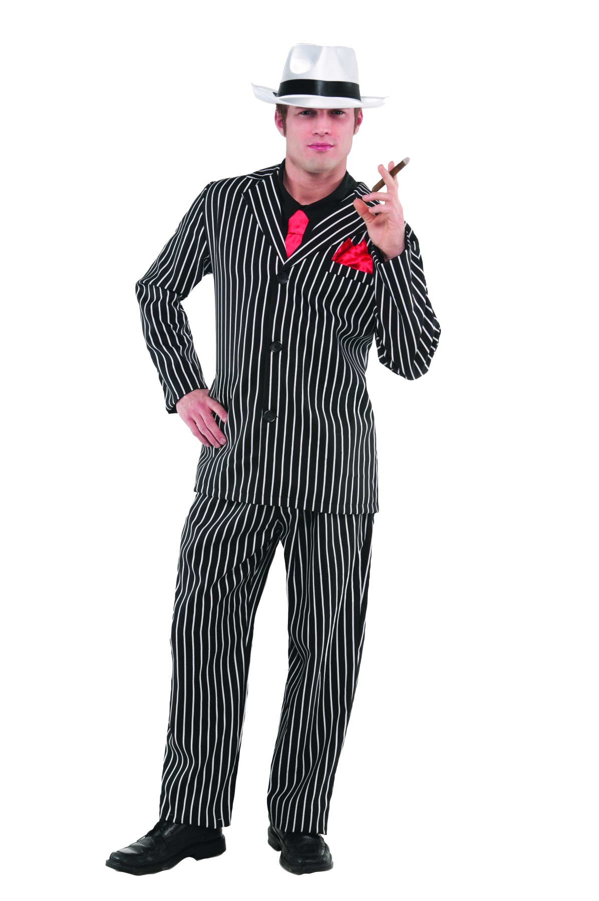 mens mans mobster costume for gangster fancy dress