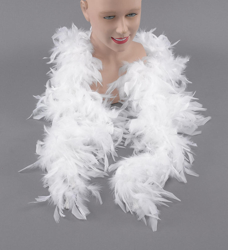 Feather Boa Boas Accessory for 20s 30s Flapper Fancy Dress