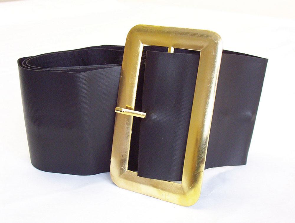 Belt Santa/Pirate Belt Accessory for Christmas Fancy Dress Belt