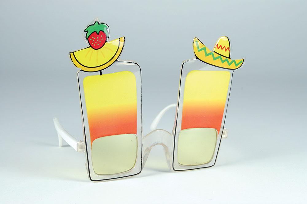 Cocktail Glasses (Long Island) Glasses for Drinking Beer Festival Fancy Dress Gl