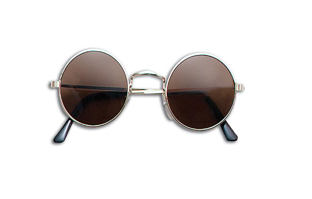 John Lennon Sunglasses Glasses Accessory for 60s 70s Hippie Fancy Dress Glasses