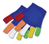 Clown Gloves Gloves Accessory for Circus Fancy Dress Gloves