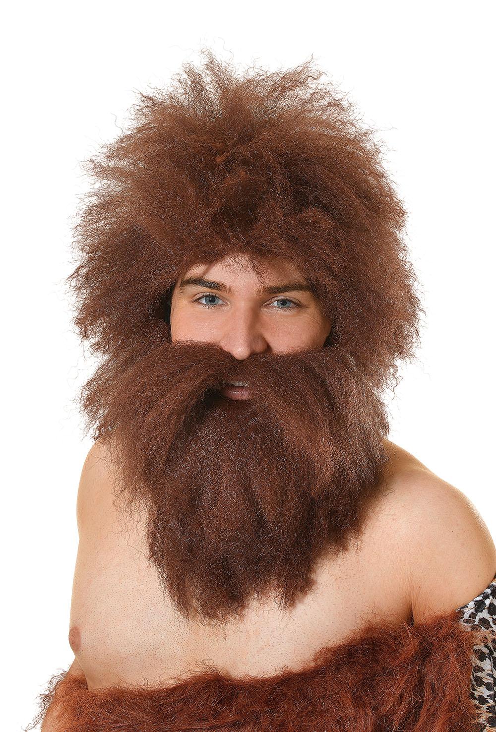 Как сделать искусственную бороду в домашних условиях