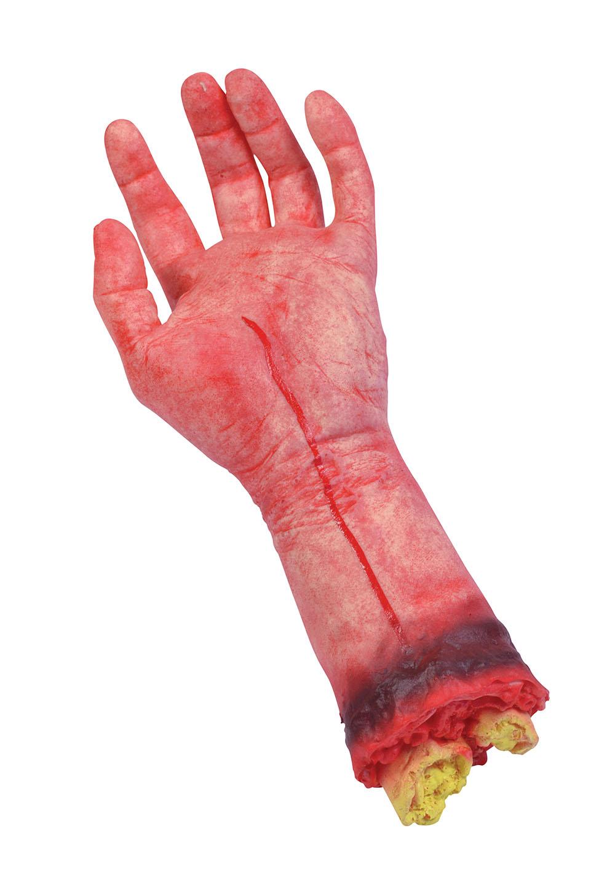 Bloody Hand Joke for Halloween Zombie Party Joke   eBay