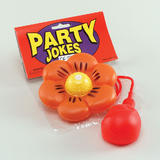 Water Squirt Flower Daisy Large Joke for Clown Circus Party Joke