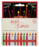 (Candles) Party Angel Flames Joke for Christmas Party Joke