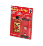 Finger Chopper Giant size Magic Trick for Halloween Guilliotine Party Magic Tric