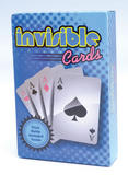Trick Pack/Cards Invisible Cards Joke for Magician Party Joke