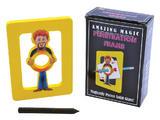 Penetration Frame Magic Trick for Magician Party Magic Trick