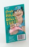 Hill Billy Teeth Teeth Accessory for Wild West USA Trailer Trash Fancy Dress Tee