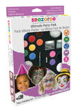 Snazaroo Party Makeup Kit Makeup Accessory for Halloween SFX Fancy Dress Makeup
