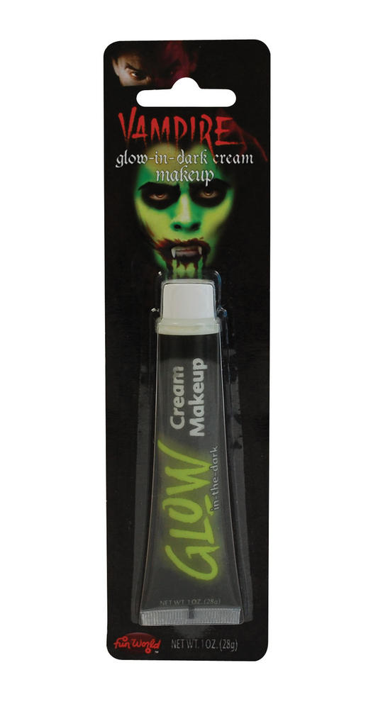 Glow In The Dark Make Up Makeup Accessory for Fancy Dress Makeup