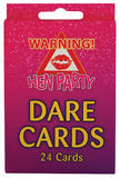 Truth or Dare Cards Hen Stag Accessory for Hen Stag Fancy Dress Hen Stag