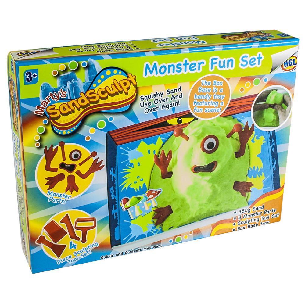 Monster Toys For Boys : Kids sandsculp fun toy dinosaur military car monster
